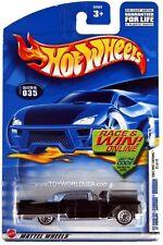 2002 Hot Wheels #35 First Edition '57 Cadillac Eldorado Brougham