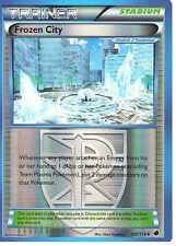 POKEMON BLACK AND WHITE PLASMA FREEZE - FROZEN CITY 100/116 REV HOLO