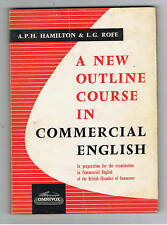 A NEW OUTLINE COURSE IN COMMERCIAL ENGLISH 1964