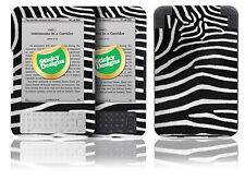 Amazon Kindle 3 Keyboard EBOOK READER-ZEBRA di vinile adesivo cover