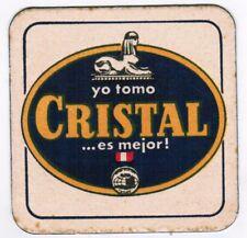 Peru Coaster Beer Cerveza Cristal es la mejor! used