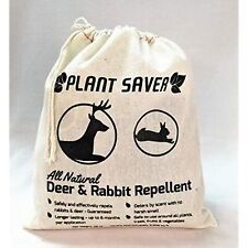 Plant Saver All Natural Deer and Rabbit Repellent Weed & Pest Control