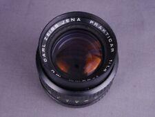 Carl Zeiss Jena Prakticar 1,4/50mm