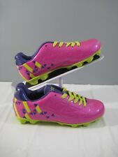 New Classic Sport Youth Soccer Cleats Size 6Y 6 Kids Pink Purple Boys Girls