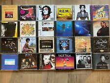 LOT 24 CD  - VARIOUS ARTIST - POP, ROCK, MADONNA, STING, TOTO, TALK TALK, QUEEN