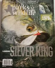 Texas Park Wildlife June 2017 Landing The Silver King  FREE SHIPPING