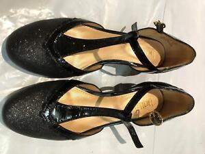 Womens Shoes Hotter Size Uk 4 Colour Black