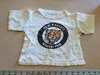 Vintage original 1961-1963 Detroit Tiger Baseball Baby tshirt shirt cotton MLB