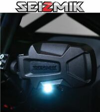 Seizmik Pursuit Night Side Mirrors for 2003-2013 Yamaha Rhino 450 / 660 / 700