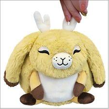 """SQUISHABLE Jackalope 7"""" stuffed animal Amazingly soft NEW"""