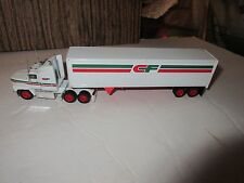 MATCHBOX - DYM 38008 CF CONSOLIDATED FREIGHT FORD AEROMAX TRACTOR, TRAILER COA