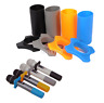 Useful Wireless Microphone Mic Anti-slip Ring Anti-rolling Protective Cover US