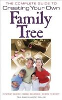 The Complete Guide to Creating Your Own Family Tree, Good Books
