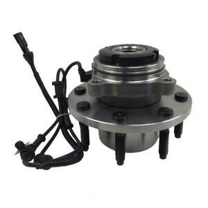 1pc Front Wheel Bearing Hub Assembly for Ford F250 F350 RM RN 4WD 1999-2004