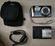Sony Cybershot DSC-W370 Digital Camera 14.1MP 3