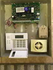 Honeywell / Ademco Vista 15se Alarm / Security System With 6150 Keypad And Siren