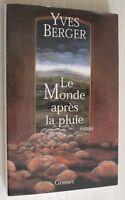 ENVOI Auteur : Yves Berger / Le Monde après la pluie / EO 1997