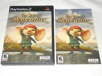Tale of Despereaux (Sony PlayStation 2, 2008) PS2 Complete Tested Ships Free