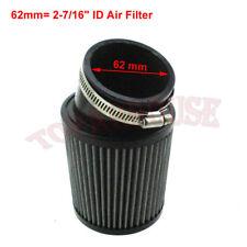 "2-7/16"" 62mm ID Air Filter For Predator 212cc GX160 GX200 Mini Bike Go Kart"