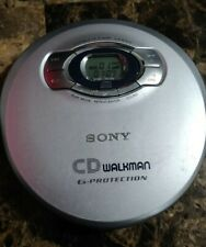 Sony Discman tested Walkman