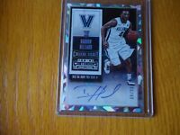 2015 PANINI CONTENDERS DRAFT PICKS CRACKED ICE AUTO DARRON HILLARD 9/23 RARE