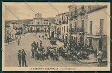 Caltanissetta Santa Caterina Villarmosa cartolina QQ0143