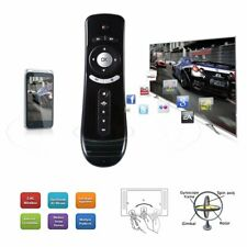 T2 2.4G Wireless Air Fly Mouse Keyboard Remote Control for Android TV Box PC USA