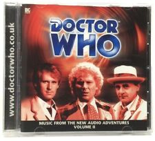 Doctor Who - Music from the New Audio Adventures Vol. 2 - Big Finish CD