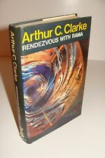 Remdezvous With Rama By Arthur C. Clark UK 1st/3rd 1979 Gollancz Hardcover