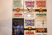Stephen R Lawhead 6 Book Lot FREE SHIPPING!