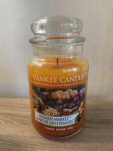 Yankee Candle Farmer's Market 22oz Large