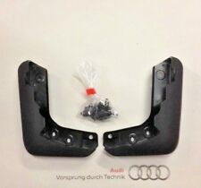 8V3075111 Genuine Audi A3 2013> Front Mud Flaps Pair
