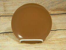 Texas-Ware Melmac Melamine Tableware Brown Bread Butter Salad Dessert Plate #G-7