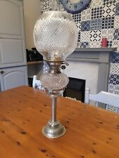 Late 19th Century Hinks no 2 duplex  Oil Lamp