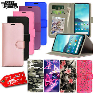 For Motorola Moto E6s PLUS G7 G8 Power Lite Play Leather Wallet Phone Case Cover