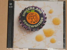 SINGERS AND SONGWRITERS -Early '70s- (Canned Heat, Lynn Anderson...) 2xCD