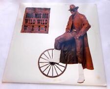 "Kool Moe Dee Wild Wild West 1987 Jive 1086 Hip Hop Rap 12"" 33 rpm EP Promo  VG++"