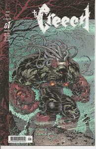 °THE CREECH BOOK #1 von 3 TODESAHNUNG° 1998 Infinity Verlag Greg Capullo German