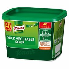 Knorr Thick Vegetable Soup 1 x 40 Portions