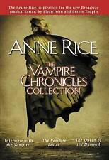 The Vampire Chronicles Collection: Interview with the Vampire/ Vampire Lestat/ Queen of the Damned by Anne Rice (Paperback, 2002)