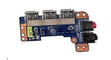 SONY SPARE VPC-EF4E1E/WI MODULE 3X USB  + SOUND JACK MIC BOARD DA0NE7TB6D0