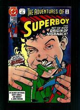 SUPERBOY US DC COMIC VOL.1 # 20/'91