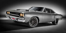 1970 PLYMOUTH ROAD RUNNER PRO STREET RACE CAR POSTER PRINT STYLE B 18x36 HI RES