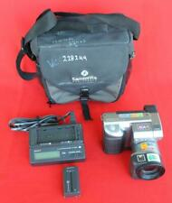 SONY Mavica MVC-FD91 ~ Still & Video Digital Camera Kit ~ 14X Optical Zoom