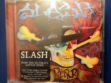 SLASH.          SLASH. ALL. STAR. COLLABORATION.           ROADRUNNER. RECORDS.