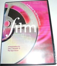 FILM A MEDIUM FOR ALL RESOLUTIONS 2001 DVD John J Dowdell III The Tape House .