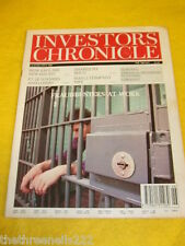 INVESTORS CHRONICLE - FRAUDBUSTERS - JUNE 26 1992