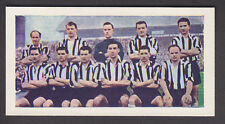 Soccer Bubble Gum - Soccer Teams No 1 Series 1956 - # 15 Newcastle