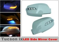 LED Light Side Mirror Cover ( 1 way ) for Hyundai Tucson ix (2010~on)///