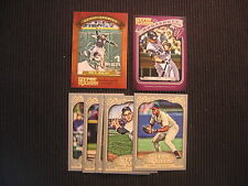 2012 TOPPS GYPSY QUEEN CHICAGO WHITE SOX SP MASTER TEAM SET 7 CARDS FRANK THOMAS